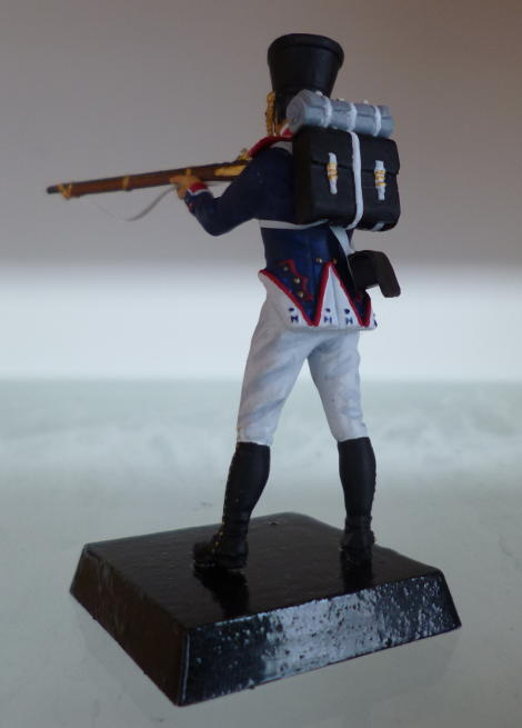 Picture of the finished Frenchman
