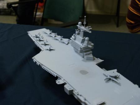 French Carrier by Joop Ruijzendaal