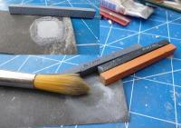 weathering chalks