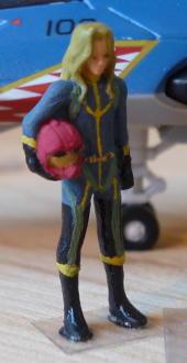 pilot figure