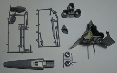 Picture of the Monogram parts
