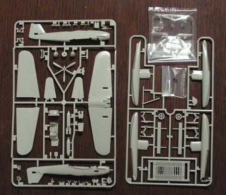 picture of the Seiran sprues